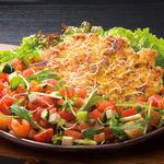 豚料理専門店 銀呈 - 油で揚げないミラノ風カツレツは、野菜一杯であっさりと召上がって頂く女性人気メニュー。