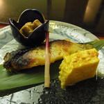 日本料理簾 - 甘みがちょうどいい味付けでした