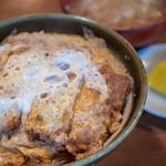 つね屋 - 料理写真:カツ丼