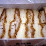 おぎのや - 赤城鶏黄金チキンカツサンド~☆
