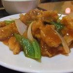 金龍美食 - 酢豚