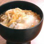 水たき玄海 - こだわり卵 特製「親子」 とりスープと卵を合わせた特製「親子」をご賞味ください。