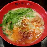 麺屋 彩々 - 白鶏坦々麺