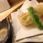 三重人 - 蛤の天麩羅
