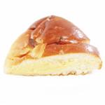 フジエダハウス - 手炊きのとろっとクリームパンの断面 '13 8月中旬