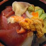 雑魚屋 - スペシャル海鮮丼