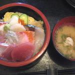 雑魚屋 - ワンコイン海鮮丼¥500