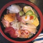 雑魚屋 - スペシャル海鮮丼¥1,000