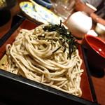宴楽 - 松田のそば480円
