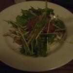 フーズバー鯨家 - カンパチのサラダ