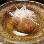 山暖 - 里芋饅頭