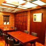 グリル太平 - 完全予約制の特別室