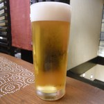 山暖 - ビール