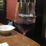山暖 - 赤ワイン