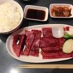 22144593 - 焼き肉セット