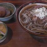 どんぐり - 会津地鶏そば(800円)