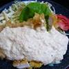 ホルモン栄楽 - 料理写真:チキンがデカっ