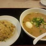 餃子の王将 - 料理写真:こく旨ラーメンセット
