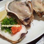 居酒屋 まさ来 - 岩牡蠣 (とっても美味しかったので再度注文)      25.10.11