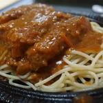 お食事処 モルパ - 料理写真:ミートカツ