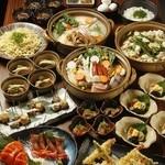 無双 - 料理写真:宴会料理