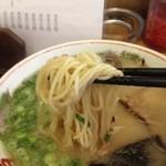梁山泊 - 中太麺