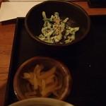 THE 有鳥天酒場 - 小鉢