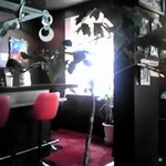 cafe Room - 赤を基調としてアーティスティック&エロティックな空間