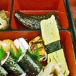 八方寿司 - B定食 1200円