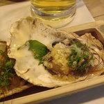 2215882 - 我が生涯で美味しかったものベスト5に必ずはいる絶品炙り牡蠣