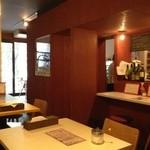 マンモスカフェ - 居心地のいいお店です♪
