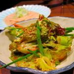 大成園 - 韓国サラダ(赤)