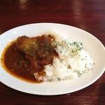 ヨンパチ食堂 - ランチカレー