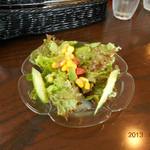 ビストロ ターボー - サラダ