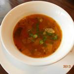 ビストロ ターボー - スープ