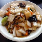 中国料理 福 - 五目掛けごはん