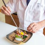 はし本 - 和食本来の味にこだわり、旬の厳選された素材を活かした自慢のメニューの数々をぜひご賞味あれ。