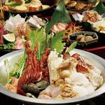 咲くら - 伊勢海老辛味噌鍋