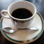 中国料理 福 - ランチタイムコーヒー