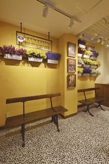 ロクシタンカフェ - 3階テラスカフェ
