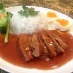 キンジューヤンタイ - 料理写真:カウムーデン  900円