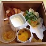 Ribaritoritogaraku - 朝食は和洋折衷(2013.10)