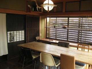 cafe 清ら - テーブル・椅子席