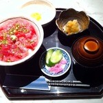 22160995 - 鉄火丼(1日限定15食)