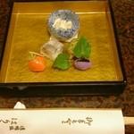 22162657 - 10月 8000円コース 松茸 1/3