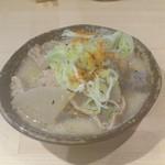 ザ キラーカン - モツ煮¥350