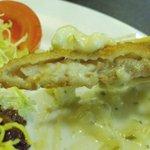 いんでいら - 白身魚のフライ