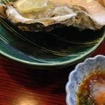 みをつくし - 生牡蠣