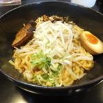 麺屋 帝旺 - 辛し油そば650円