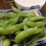 居酒屋海猫 - 枝豆(150円)